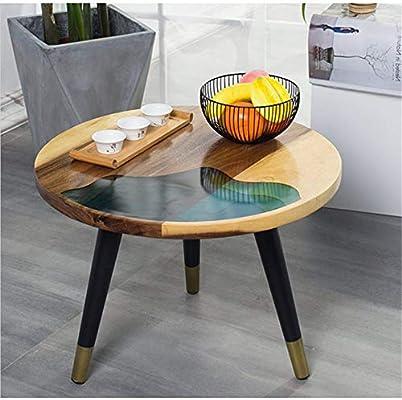 Mesas de centro de café Decoración de muebles Rústica Mesa moderna ...