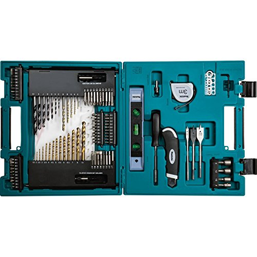 Makita D-37150 Metric Bit and Hand Tool Set (104 Piece) ()