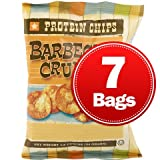 NutriWise - BBQ Potato Chips (7 bags)