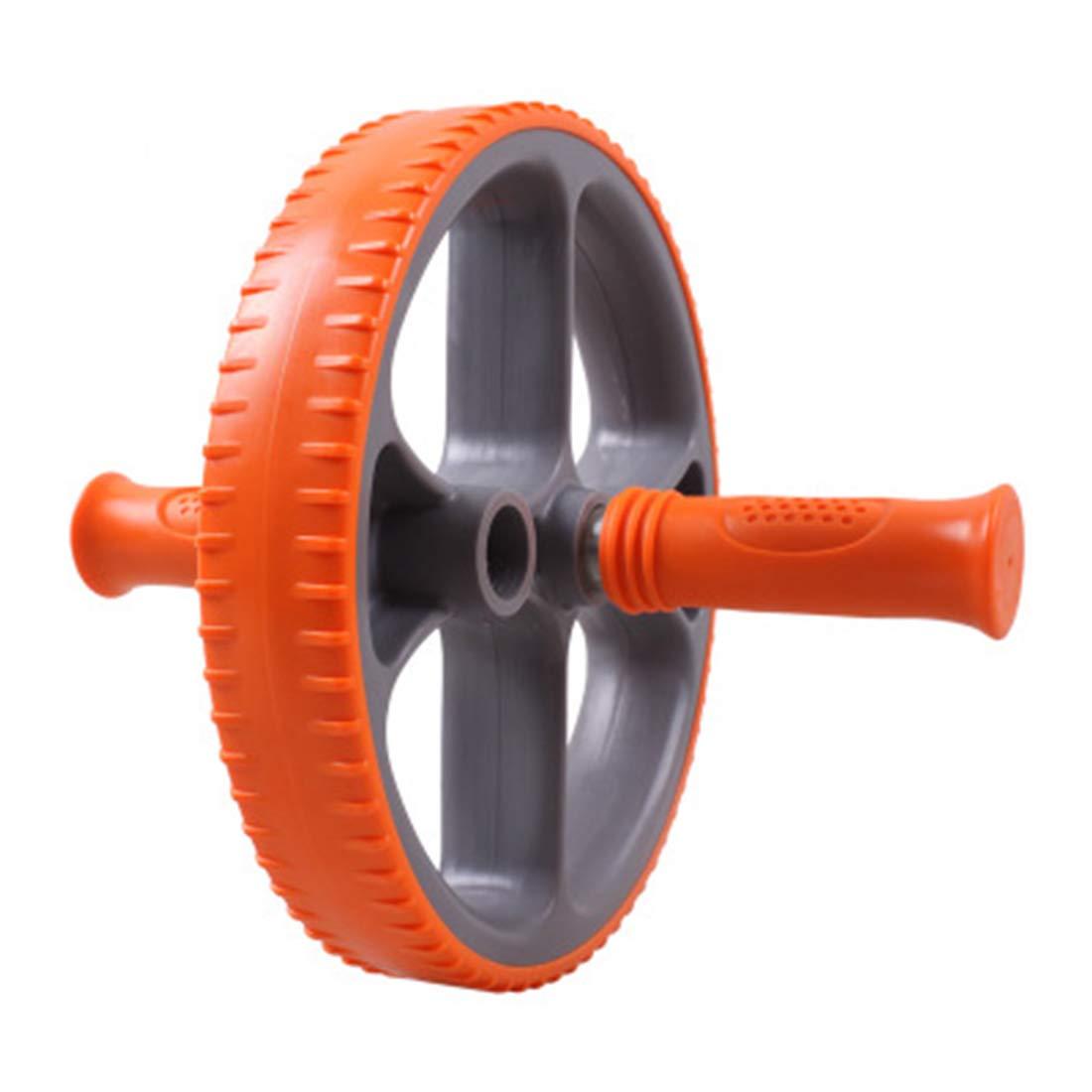 AUSWIEI Ab Roller Wheel, Übung und Fitness-Rad mit einfachen Griffen Griffe für Core Training und Bauch Workout,