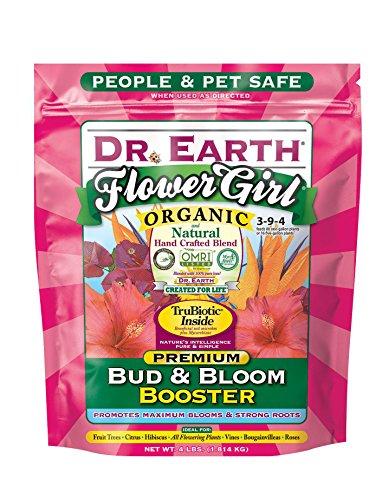 Dr. Earth Flower Girl Bud & Bloom Booster 4 lb