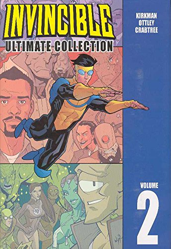 (Invincible: The Ultimate Collection, Vol. 2)