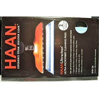 HAAN Steam Cleaner Sanitizer Pads