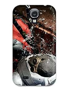 GMLrmEk702ejggx Faddish Deadpool Case Cover For Galaxy S4