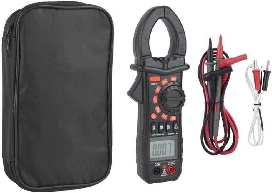 DS-Wang Precise Multimeter UA2018B Black Handheld Digital Clamp Meter DC//AC Voltage Measuring Digital Profesional Electronic