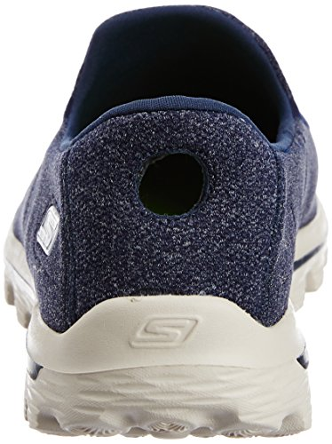 Skechers Performance Herren Go Walk 2 Super Socke Slip-On Wanderschuh Marine / Grau