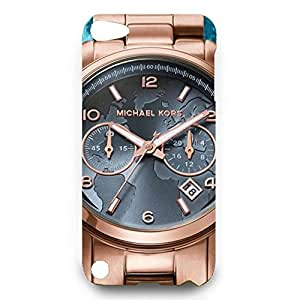 Michael Kors World Hunger Watch Series 3D Hard Plastic Case Cover Snap on Ipod Touch 5