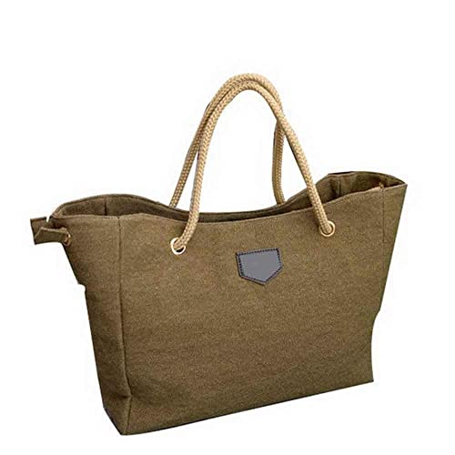 fd7a2190ac Amazon.com  The Seventh Retro Canvas Handbag