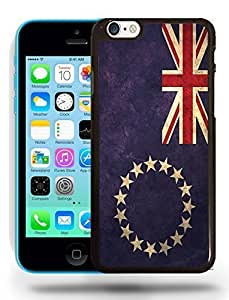 diy phone caseCook Islands National Vintage Flag Phone Case Cover Designs for iphone 5cdiy phone case