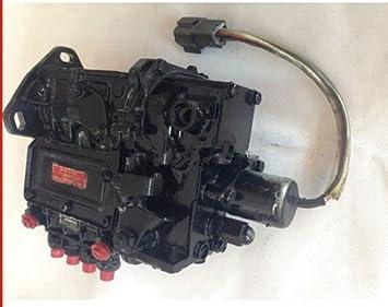 GOWE Fuel Injection Pump for Excavator Parts Fuel Injection Pump