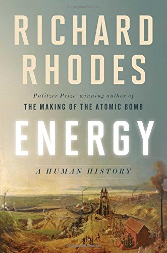 Energy: A Human History cover