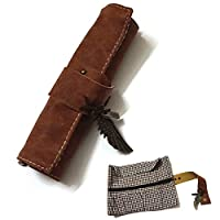 GTONEE Pen Bag Pencil Holder