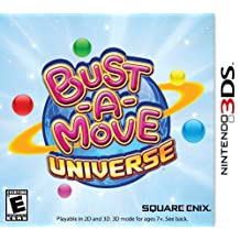 Bust-A-Move Universe / Game - Nintendo 3DS