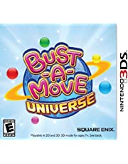 BUST-A-MOVE UNIVERSE - 3DS