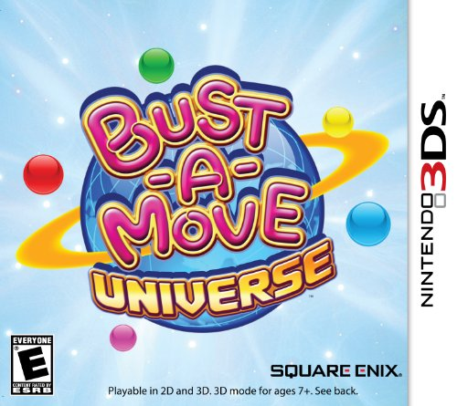 Bust-a-Move Universe - Nintendo - Game Puzzle Cd