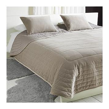 IKEA PENNINGBLAD   Couvre lit et 2 housses de coussin, gris