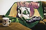 Overwatch Heroes Fleece Blanket, 45 X 60 inches
