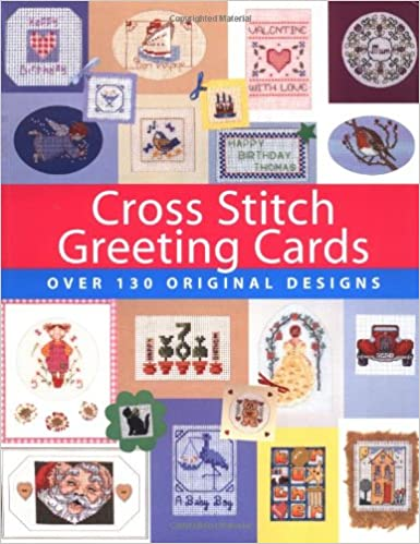 Cross Stitch Greetings Cards Book