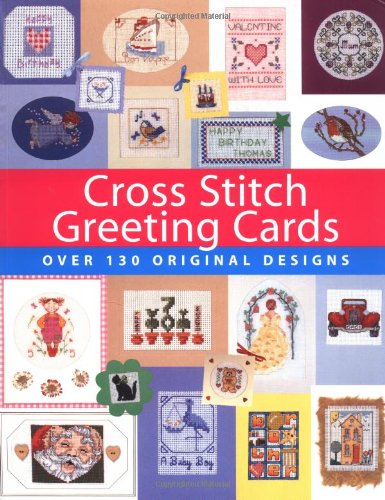 Free Card Embroidery Patterns (Cross Stitch Greeting Cards)