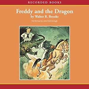 Freddy and the Dragon Audiobook