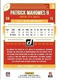 2018 Donruss Football #138 Patrick Mahomes II