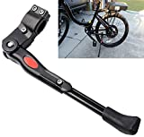 iSKYS Bicycle Adjustable Aluminium Alloy Bike Bicycle Kickstand Side ...