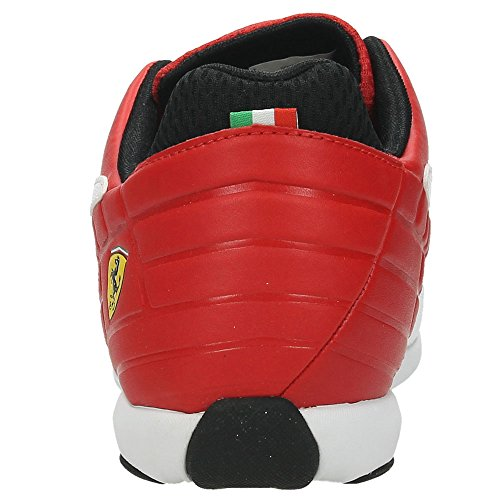 Puma, Sneaker uomo bianco rosso
