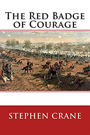 book cover of The Red Badge Of Courage