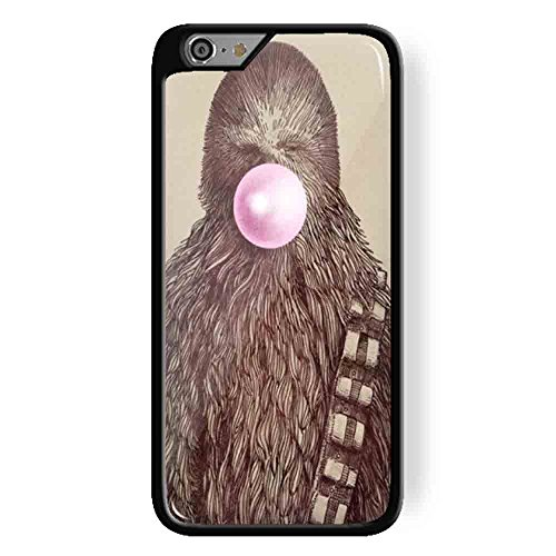 chewbacca chewing gum for iPhone 6 Plus/6s Plus Black case