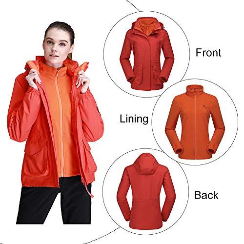 Buy waterproof ski jacket