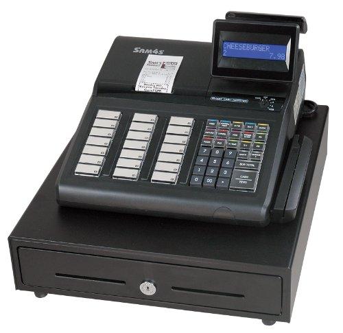 SAM4s ER-925 Cash Register with raised keyboard, with receipt printer