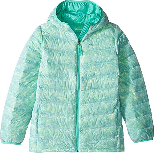 Marmot Kids Girl's Nika Hoodie (Little Kids/Big Kids) Celtic X-Small by Marmot