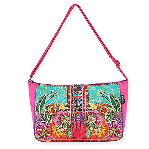 Laurel Burch Crossbody Handbag, 15