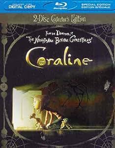 Coraline (2-Disc Collector's Edition) [Blu-ray] (Bilingual)
