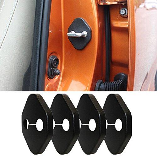 Cubierta protectora para cerradura de puerta de coche para Toyota RAV4 2013 2014 Camry 2012 Vios 2005 2006 Honda Accord Fit City CRV Civic Timel Cars