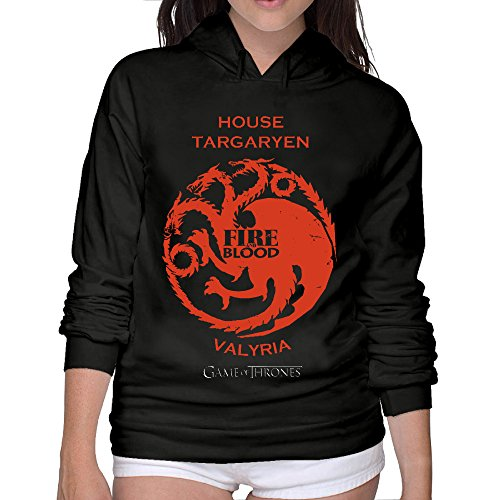 Lightweight 80's Juniors Female Game Of Thrones XX-Large - Four Map Mall Seasons