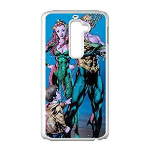 LG G2 Phone Case for Aquaman pattern design