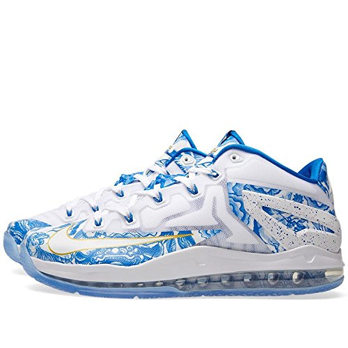 Blanc Chaussure University Low Lebron Max Hyper D'entranement Blue Cobalt Pack Sportif Xi Ch 48Ffw