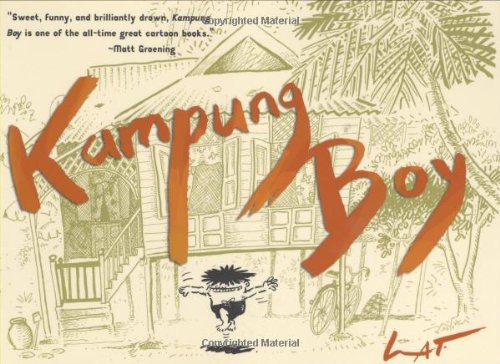 Kampung Boy by Brand: First Second (Image #3)