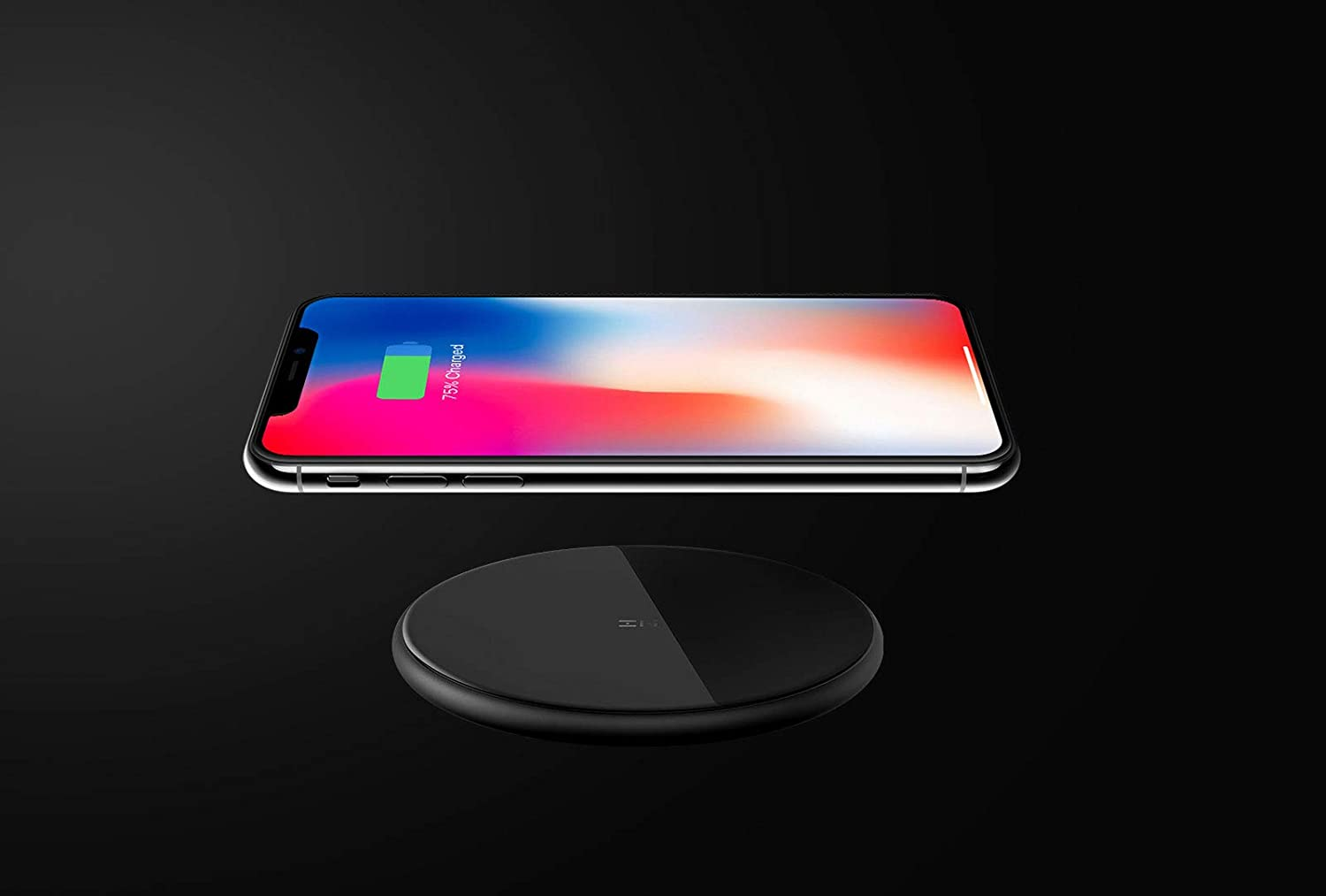 S8 X XS Max XR ZMI LevPower X Qi-Certified 7.5W Wireless Charger for iPhone 8 S8+ XS S9+ 8 Plus Charging Pad Only - Wall Adapter//Power Brick NOT Included 10W Charging for Samsung Galaxy S9