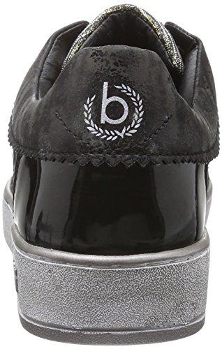 Baskets J76186n Noir Femme Bugatti schwarz Basses 7OqwzU