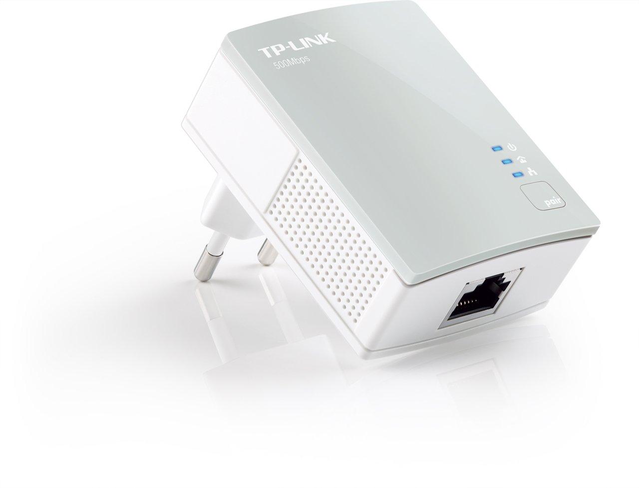 TP LINK TL PA Nano extensor de red por línea eléctrica AV