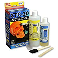 XTC-3D High Performance 3D Print Coating - 24oz. Unit by Smooth-On, Inc.