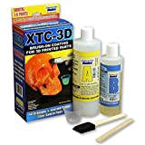 Smooth-On XTC-3D High Performance 3D Print Coating - 24oz. Unit