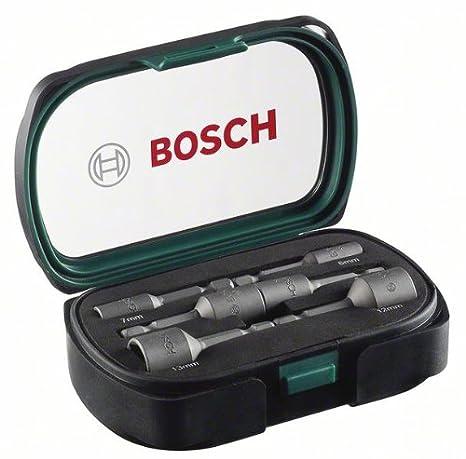 6-teilig 6-13 BOSCH Steckschlüssel-Set 50 mm