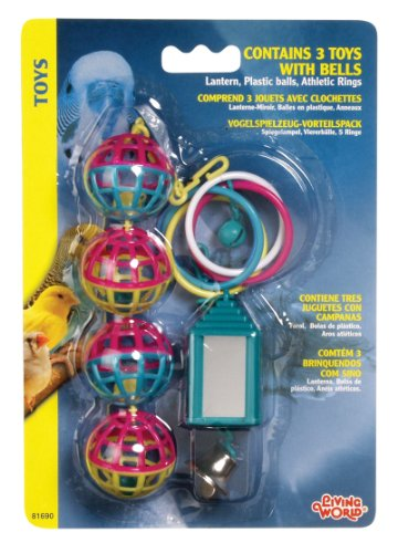 Living World Assorted Toys, 3 Value Pack