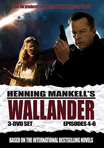 Optional Product Cover - Wallander: Episodes 4-6