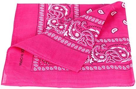 1e7e4409012 Bandana disponible en différentes couleurs de très haute qualité 100 ...