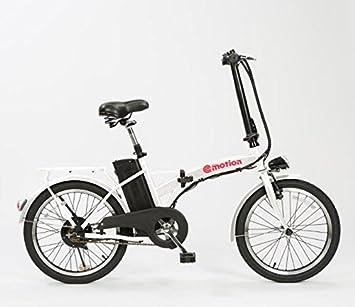 Urban e-motion Bicicleta eléctrica e-Bike Comfort Blanca 10000Ah