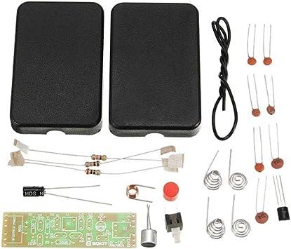 RF一01 DIY Partes de micrófono inalámbrico 5mA 70MHz ...